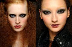 Trendy w makija�u na jesie� i zim� 2010