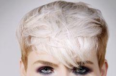 Kr�tkie fryzury na imprez� 2012