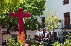 3 maja - �wi�to Krzy�a w Hiszpanii