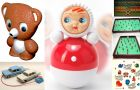 Niezapomniane zabawki naszego dzieci�stwa