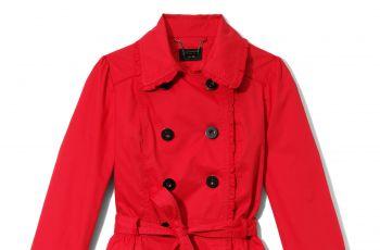 Kolekcja p�aszczy marki  Reserved jesie�-zima 2012 - modne p�aszcze