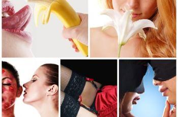 Zmys�y w seksie - jak je wykorzysta�? - filmy erotyczne