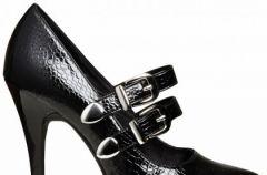Damskie buty i dodatki H&M - jesie�-zima 09/10