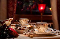 Porcelanowe prezenty z �mielowa, czyli Bo�e Narodzenie w styu Roccoco