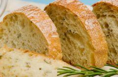 Chleb z rozmarynem