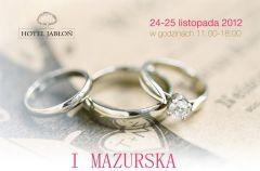 I Mazurska Gala �lubna w Hotelu Jab�o�