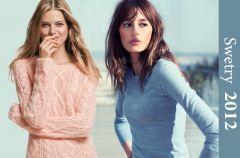 Nowe kolekcje - swetry na jesie� i zim�