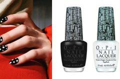 Trendy w manicure na jesie� 2012