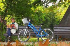 Jazda na rowerze jesieni� - 7 rad!