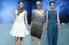 Pokaz mody �ukasza Jemio�a na wiosn� i lato 2013