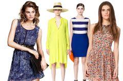 Nowe kolekcje - przegl�d sukienek na wiosn� i lato 2013