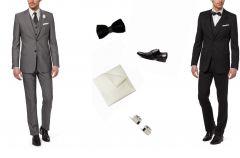 Modne garnitury �lubne