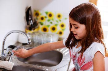 Naucz ma�e dziecko my� r�ce - higiena r�k u ma�ych dzieci