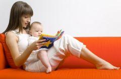 Czytanie ksi��ek dzieciom