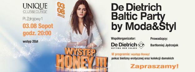 Gorące rytmy na De Dietrich Baltic Party by Moda&Styl