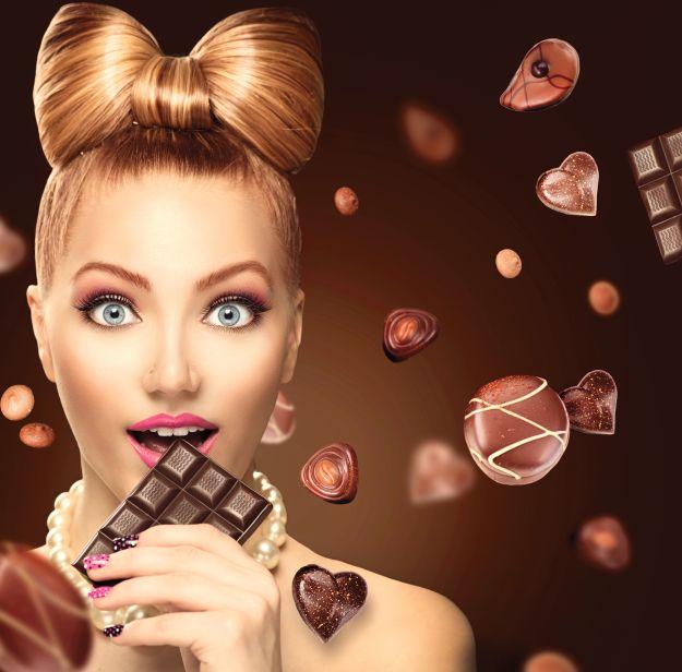 12 kwietnia - Dzie� Czekolady - warto�ci od�ywcze czekolady