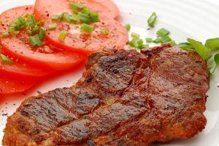 Stek wołowy z polędwicy z grilla