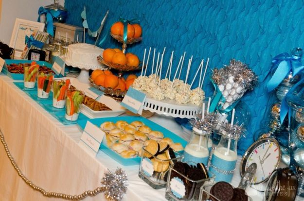 Impreza sylwestrowa w domu - pomysłowe aranżacje