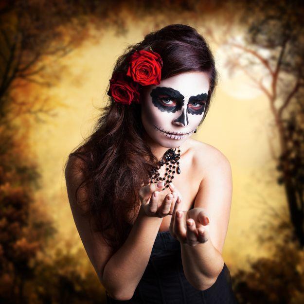 Alternatywa dla Halloween - Día de los Muertos