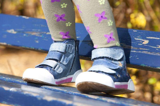 Jak wybrać buciki dla dziecka?
