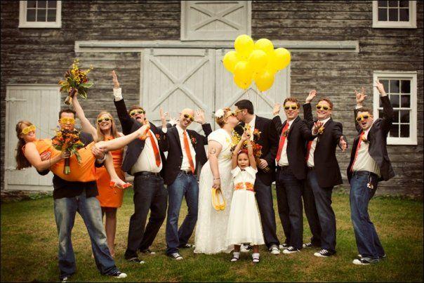 Ślub w dżinsach