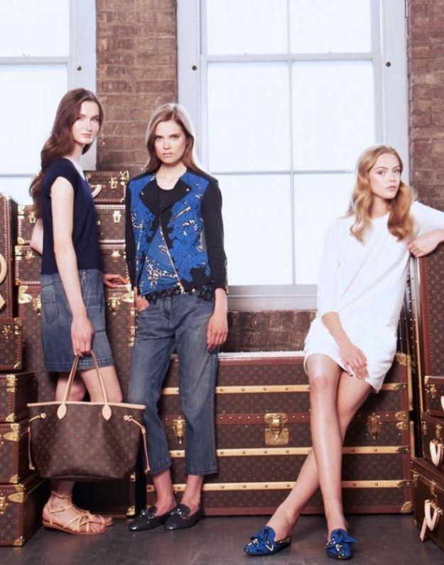 Monogram Louis Vuitton - nadal modny!