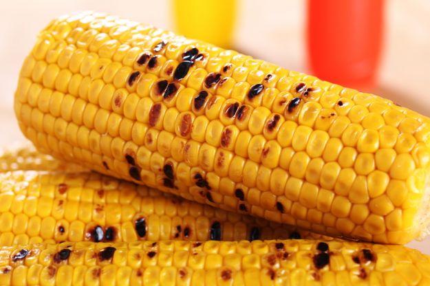 Kukurydza z grilla