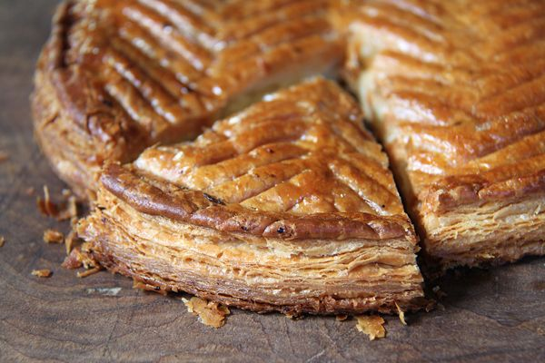 Galette des rois – przepis na ciasto Trzech Króli