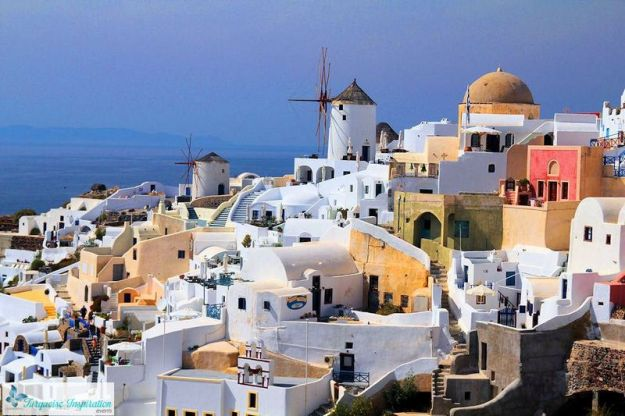 Santorini - zaczartowana wyspa