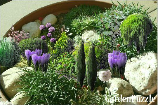Skalniaki ogrodowe - jak je zrobi�?