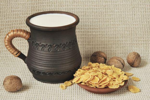 Арахисовое молоко - ценный напиток