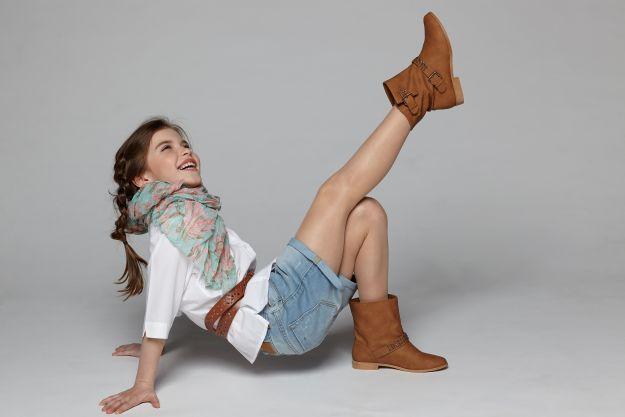 Fryzury dla dziewczynek - radzi stylista