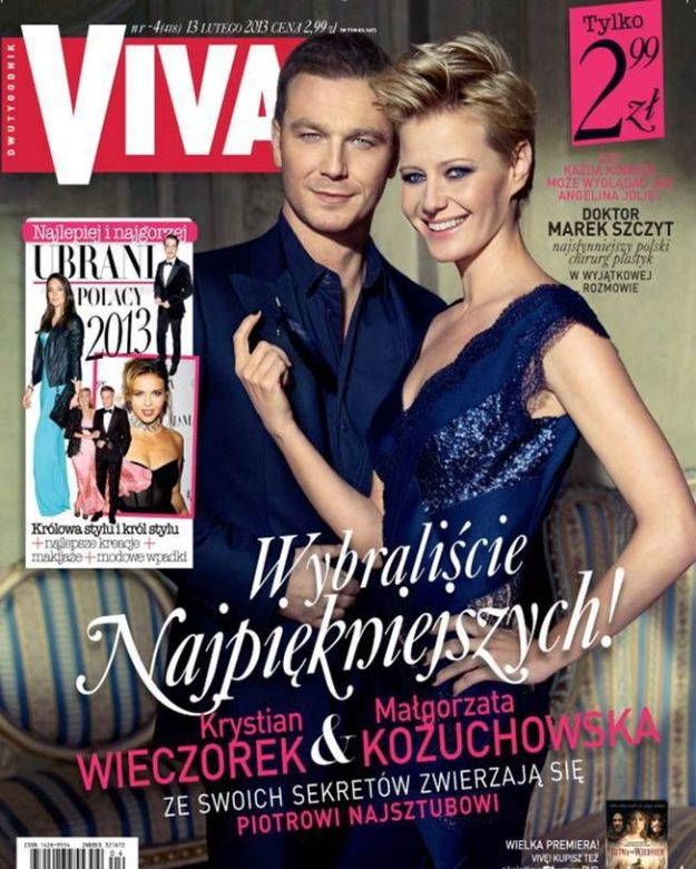 Wielki finał plebiscytu VIVA! Najpiękniejsi 2012!