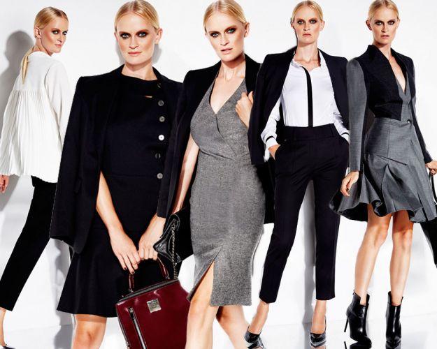 b97e7a1ea441eb Biznesowa moda marki Simple CP - jesień-zima 2014/2015 - Trendy ...