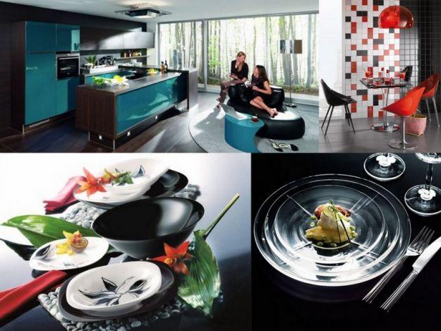 Kuchnia w nowoczesnym stylu