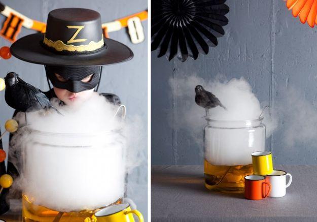 Kreatywne zabawy na Halloween