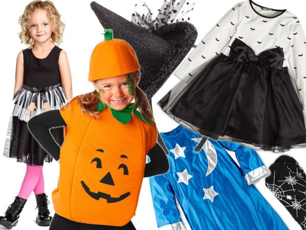 Stroje na Halloween z sieciówek!
