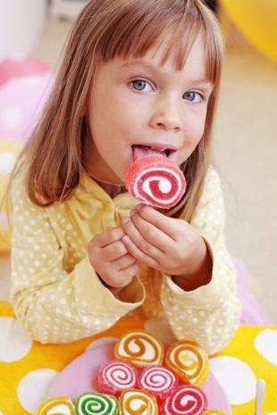 Аллура красная в конфетах - повод для беспокойства?