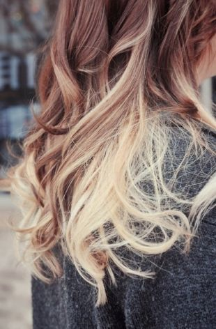 Ombre hair - zrób to sama!