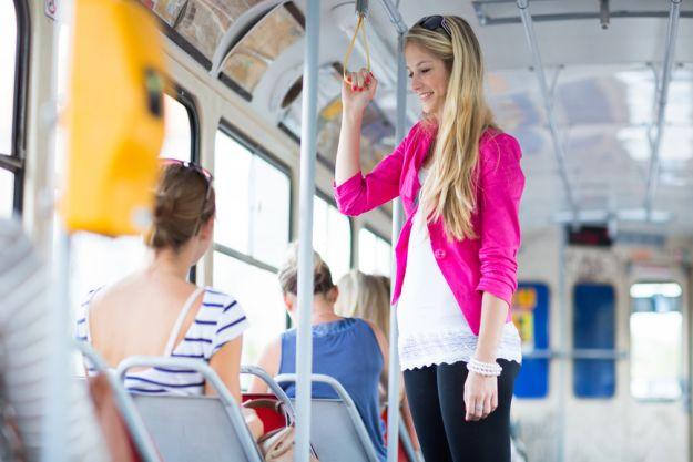 Transport publiczny pomaga schudnąć!