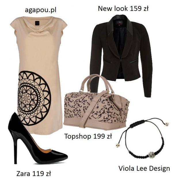 W co się ubierać się do pracy? - 5 stylizacji