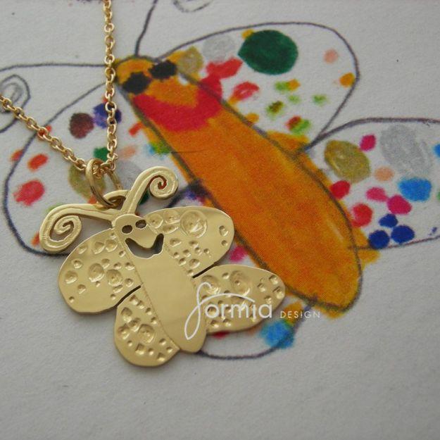 Biżuteria i breloczki zaprojektowane przez Twoje dziecko