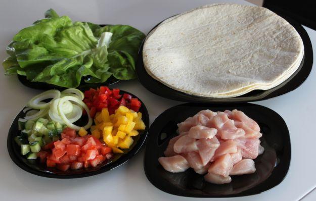 Tortilla na różne sposoby