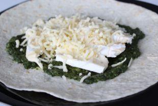 Tortilla na różne sposoby - Domowy fast food