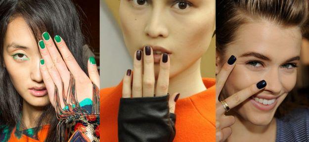 Najmodniejszy manicure na karnawał