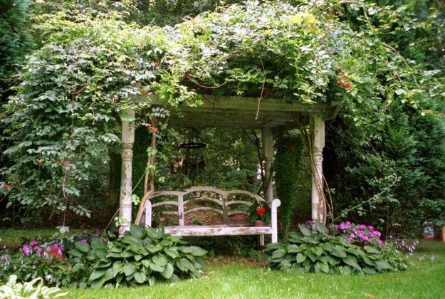 Ogród w stylu angielskim