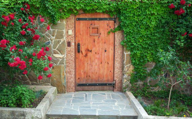 O krok od ogrodu - rozwiązania w drzwiach tarasowych