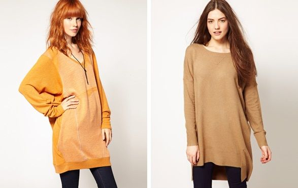 Moda na oversize
