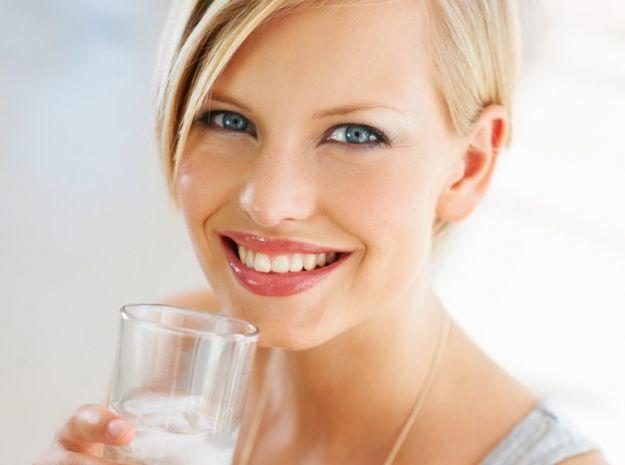 5 причин пить воду зимой