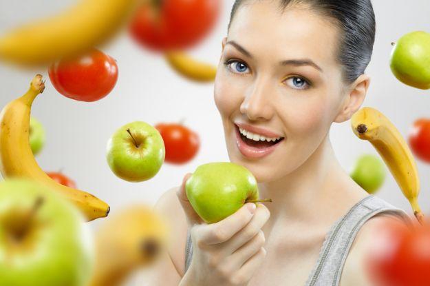 Zapobiegaj zmarszczkom przez dietę